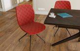 chaise-auguste fixe-rouge-mélange-tissus-et-polyuréthane-ch084ro-3-0